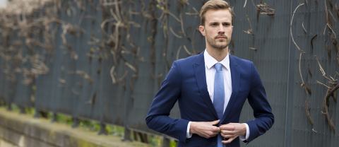 Nouveau costume pour le nouveau site Jordan Malka